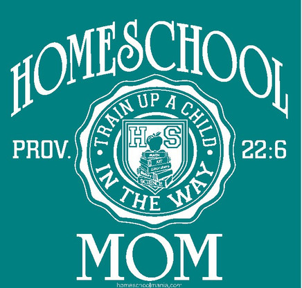 Homeschool Mom Proverbs 22_6 Shirt