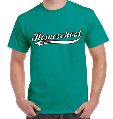 Jade Dome - Homeschool Rocks (Baseball)
