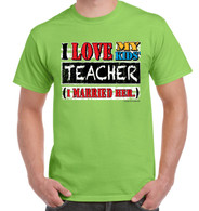 Lime - I Love My Kids' Teacher