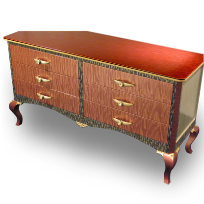 storage in small bedrooms bolero six drawer dresser agate susan goldstick 17428
