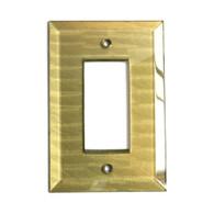 Jade Glass Single Decora Switch Cover