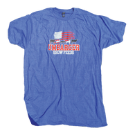 Umbarger Show Feeds Patriotic Shirt