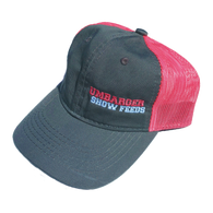 Neon Pink Umbarger Show Feeds Hat