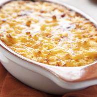 Baked Macaroni & Cheese (Half Pan)