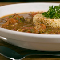 Carolina Gumbo with Red Rice (Large)