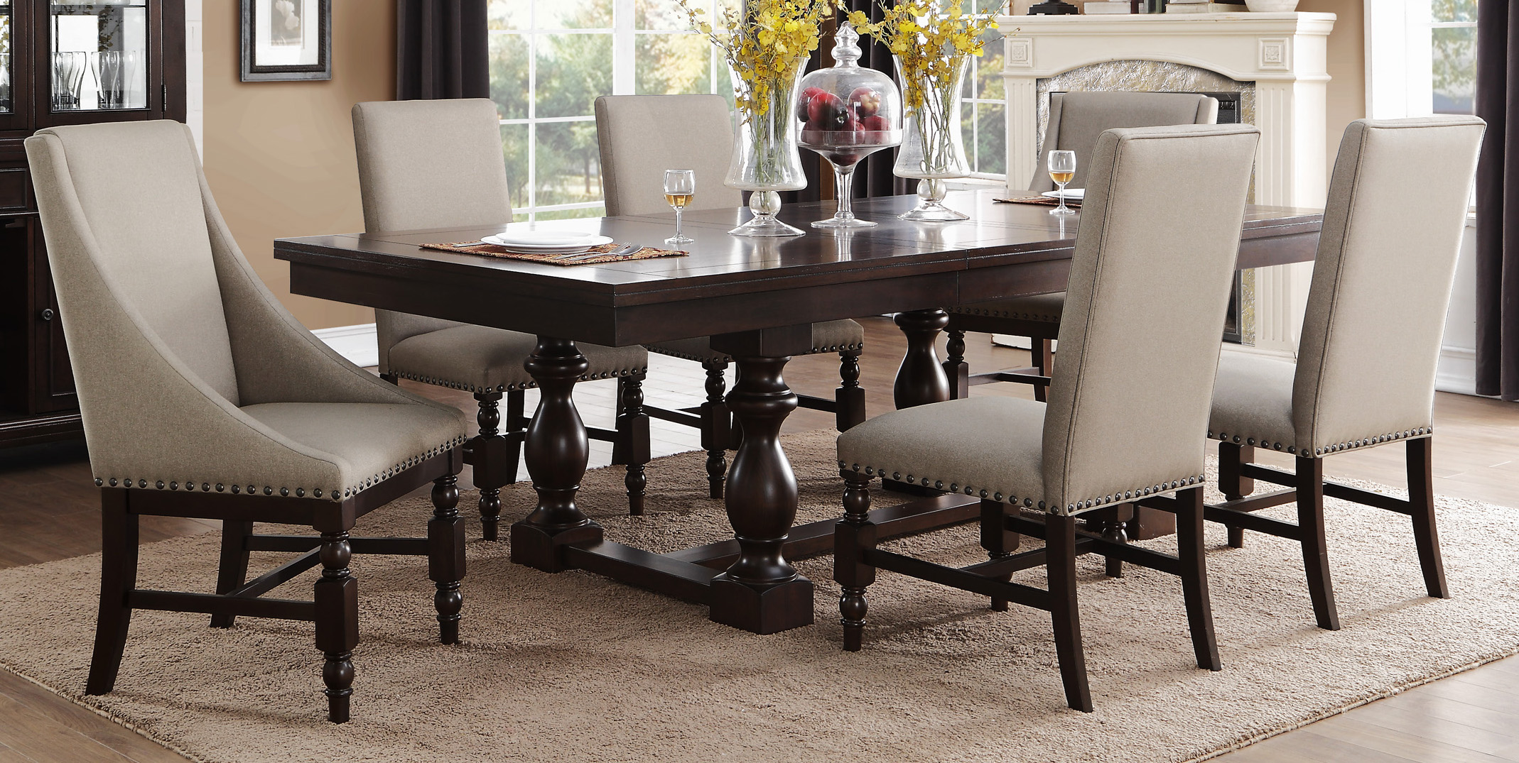 Dining room furniture for sale dining room model nw d447 for Formal dining sets for sale