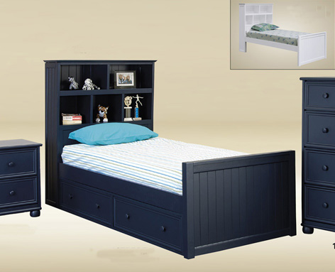 Captain S Bed Vs Storage Beds Ocfurniture