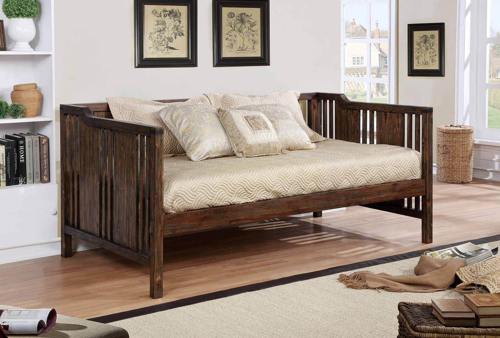 Mission Style Daybed