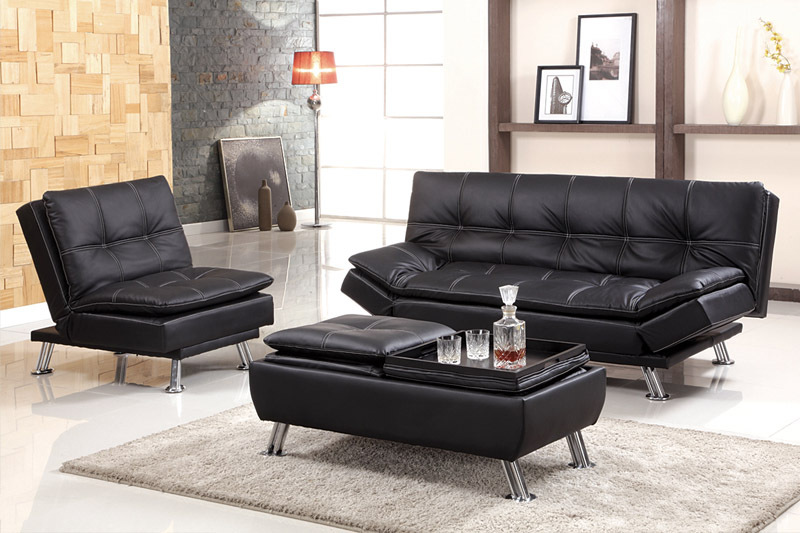 Futon Sofa Set