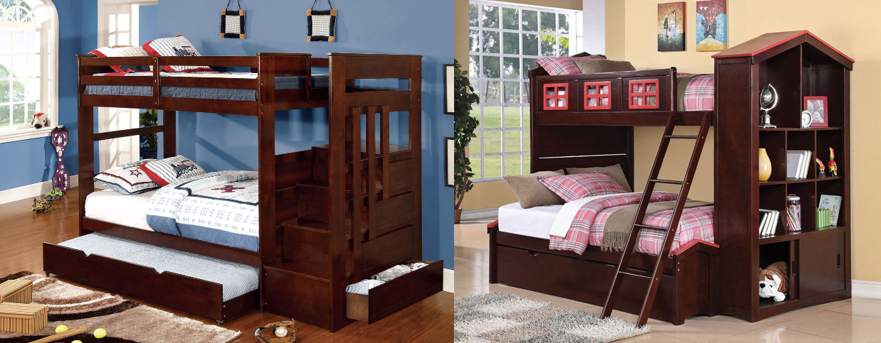 Shopping For Bunk Beds In Los Angeles And Orange County