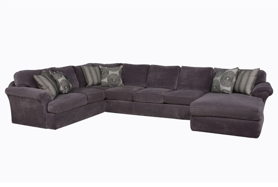 Superbe U Sectional Sofa