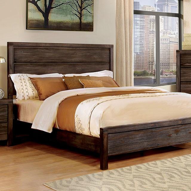 Furniture Of America 4 Pc Bedroom Set W Bed Oc Furniture