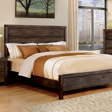 Furniture of America 4 Pc Bedroom Set CM7382