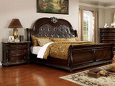 Fromberg Brown Cherry 4 Pc Bedroom