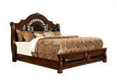 Flandreau Brown Cherry Bed