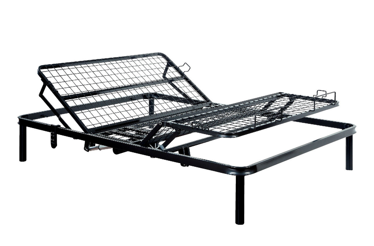 quality design 8cf2d 24b13 Dreamax Queen Adjustable Bed Frame with Motor