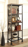 Ventura Industrial Display Metal Shelf