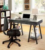Surrey DK6068 Gray Trestle Desk