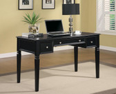 Black Writing Computer Desk