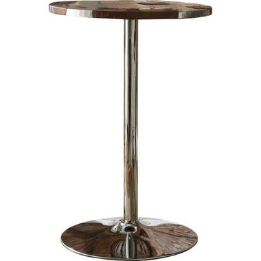 "ACME 70425 Retro Round Pub Table 42"" High"