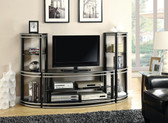 Entertainment Center for 50 Inch TV with 2 Media Towers