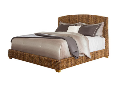 Amber Hand Woven Banana Leaf Bed