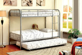 Twin Bunk in Silver