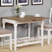 Hesperia Drop Leaf Kitchen Table