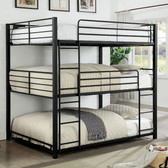 Freddie 3 Bed Bunk Bed in Full Size