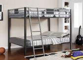 Full Metal Bunk Bed