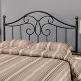Bronze Queen Bed Headboard