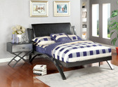 Gun Metal Double Bed