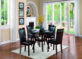 Round Dinette Table Set