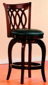 Dark Cherry Counter Height Stool