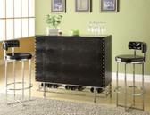 Contemporary Black Bar Counter
