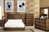 Furniture of America CM7624 Low Profile Platform Bed | Platform Bed