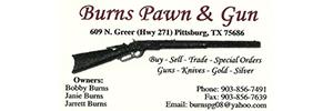 Burns Pawn & Gun