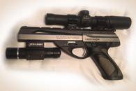 Handgun Stik N Shoot