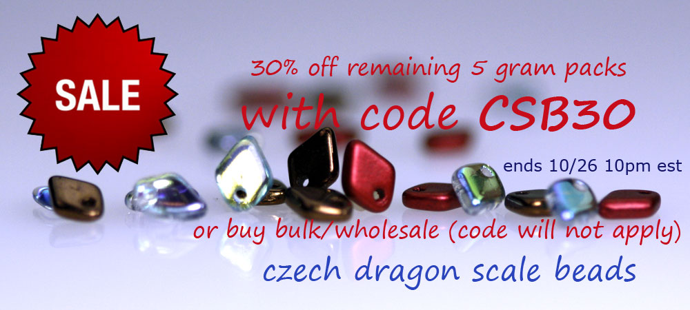 dragon scale beads sale