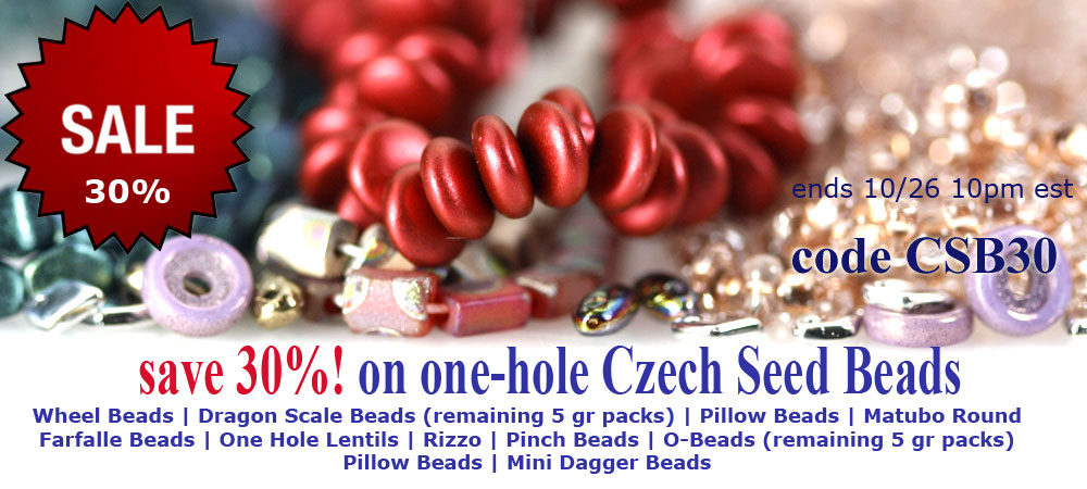 czech glass seed beads sale