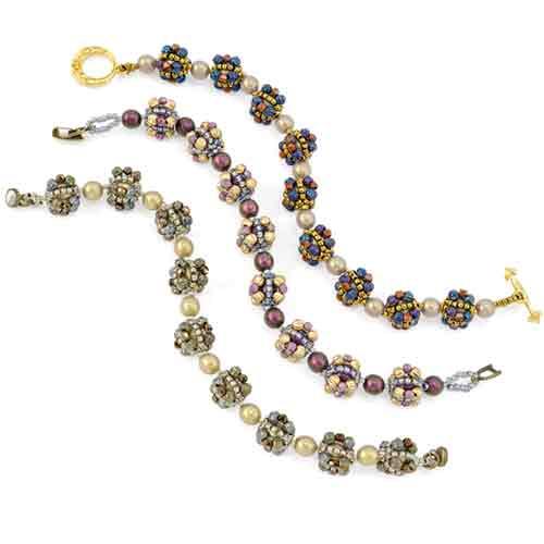 Free Pattern Bon Bon Bracelet