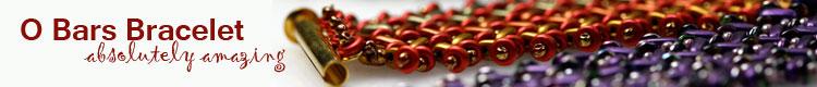 Adele Kimpell O-Bars Bracelet Pattern