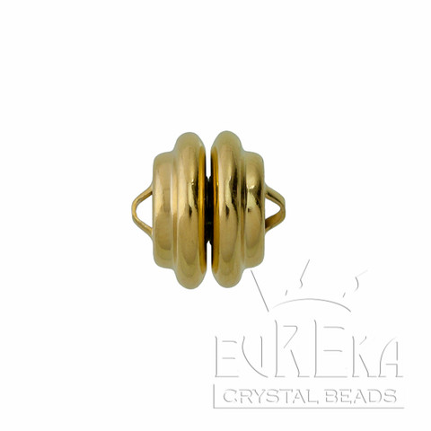 Gold Plated Magnetic Clasps
