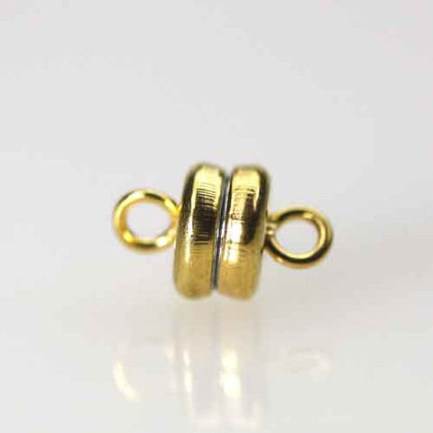 6mm Gold Plated MAGNETIC DISC