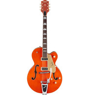 Gretsch G6120DE Duane Eddy Signature Hollow Body Electric Guitar with Deluxe Hardshell Case