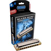 "Hohner Blues Harp Harmonica, Key of ""G"""