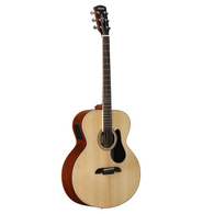 Alvarez Artist ABT60E Baritone Acoustic Electric Guitar
