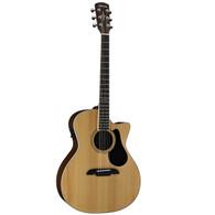 Alvarez Artist Series AG60CE Artist Grand Auditorium Acoustic/Electric Guitar