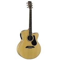 Alvarez AJ80CE Artist Jumbo Acoustic/Electric Guitar