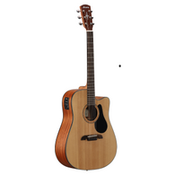 Alvarez Artist Series AD30CE Acoustic Electric Dreadnought with Cutaway